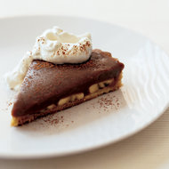 Food & Wine: Milk Chocolate Banana Pie