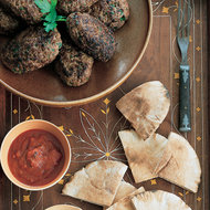 Food & Wine: Kefta with Two Sauces
