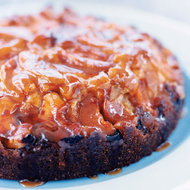 Food & Wine: Apple Tea Cake