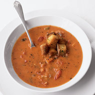 Food & Wine: Fire-Roasted Tomato Bisque