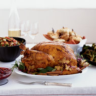 Food & Wine: Imperial Turkey with Curry Gravy