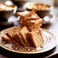 Food & Wine: Chickpea Fries with Sage and Parmesan