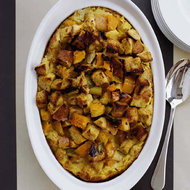 Food & Wine: Butternut Squash Bread Pudding