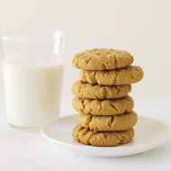 Food & Wine: Crunchy Peanut Butter Cookies