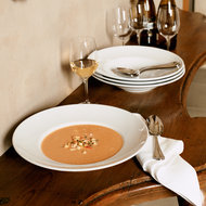 Food & Wine: Smoked Salmon and Celery Root Bisque