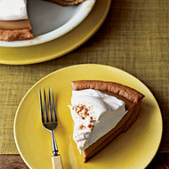 Food & Wine: Butterscotch Mousse Pie