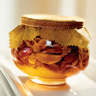 Food & Wine: Toasted Nuts in Honey