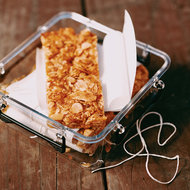 Food & Wine: Apricot, Coconut and Almond Bars