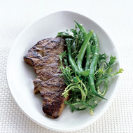 Food & Wine: Calf's Liver with Green Beans