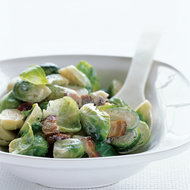 Food & Wine: Smoky Brussels Sprouts