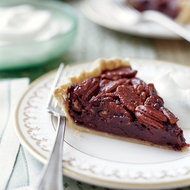 Food & Wine: Chocolate Pecan Pie