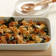 Food & Wine: Crispy Baked Kale with Gruyère Cheese