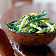 Food & Wine: Green Bean-Chile Stir-Fry