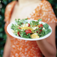 Food & Wine: Hearts of Palm Salad with Cilantro Vinaigrette