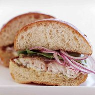 Food & Wine: Spicy Snapper Sandwiches