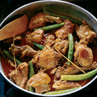 Food & Wine: Chicken and Okra Fricassee