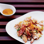 Food & Wine: Crab Salad with Ginger and Dried Orange Peel