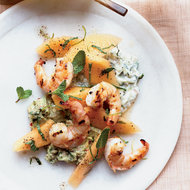 Food & Wine: California Spot Prawns with Thai Seasoning