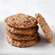Food & Wine: Yockelson's Large and Luscious Two-Chip Oatmeal Cookies