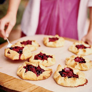 Food & Wine: Blueberry-Raspberry Tart