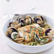 Food & Wine: Cod with Cockles and White Wine