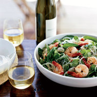 Food & Wine: Spicy Shrimp and Cellophane-Noodle Salad