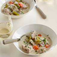 Food & Wine: Blanquette de Veau