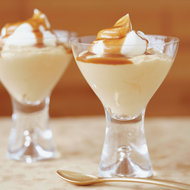 Food & Wine: Rich and Creamy Butterscotch Pudding