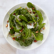 Food & Wine: Arugula Salad with Ricotta Salata
