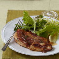 Food & Wine: Chicken Saltimbocca