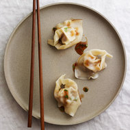 Food & Wine: Martin Yan's Wontons in Hot and Sour Sauce