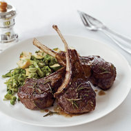 Food & Wine: Rosemary Lamb Chops