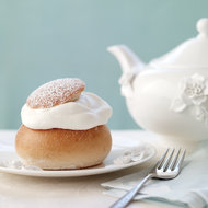 Food & Wine: Almond and Cream Spiced Buns