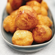 Food & Wine: Crispy, Creamy Potato Puffs