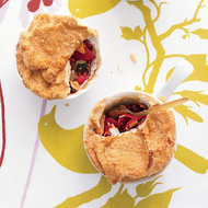 Food & Wine: Egg White Soufflé with Ratatouille