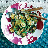 Food & Wine: Sautéed Zucchini with Ginger and Dill