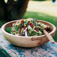 Food & Wine: Asian-Style Spicy Coleslaw