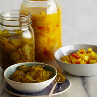 Food & Wine: Bread-and-Butter Pickles