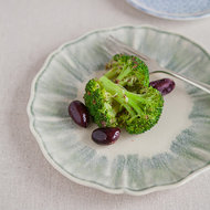 Food & Wine: Broccoli with Garlicky Tapenade