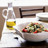 Food & Wine: Bread Salad with Tomatoes and Olives