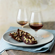 Food & Wine: Cocoa Tuiles with Nuts