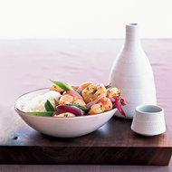 Food & Wine: Spicy Shrimp in Chile Sauce