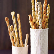 Food & Wine: Breadstick Twists
