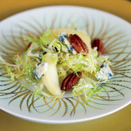 Food & Wine: Chicory Salad with  Quince and Pecans