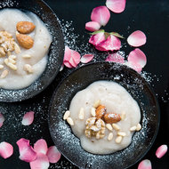 Food & Wine: Lebanese Rice Pudding with Cinnamon and Caraway