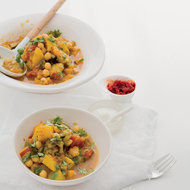 Food & Wine: Chickpea Tagine