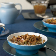 Food & Wine: Fruit-and-Nut-Packed Granola