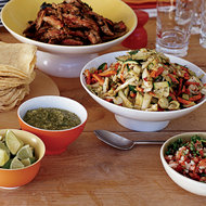 Food & Wine: Pico de Gallo