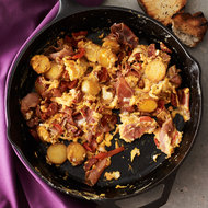 Food & Wine: Spanish-Style Scrambled Eggs