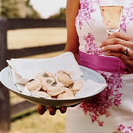 Food & Wine: Cream Biscuits with Dill
